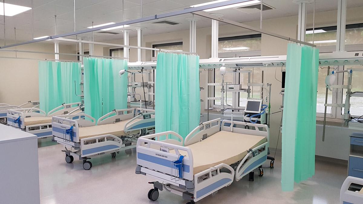 Szpital w regionie z nowymi oddziałami - Zdjęcie główne
