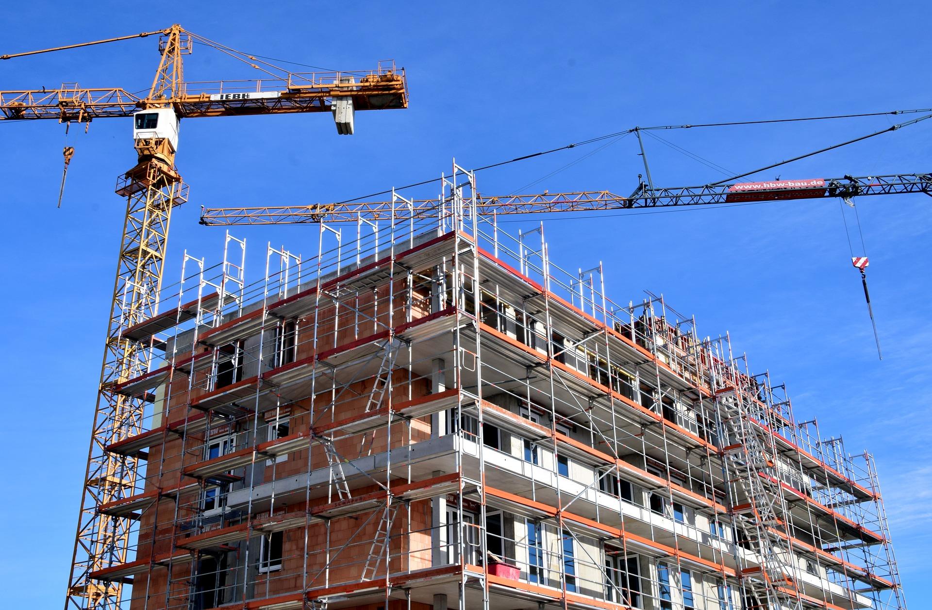 Gdzie w Podkarpackim buduje się najwięcej mieszkań? Pow. mielecki w ścisłej czołówce - Zdjęcie główne