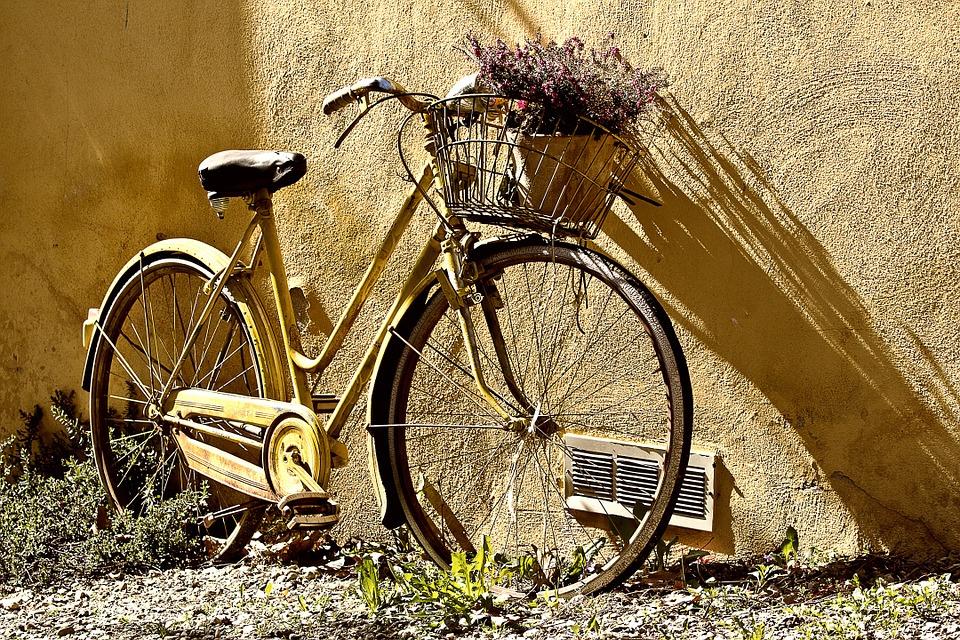 Ukradł rower, bo zakupy były za ciężkie - Zdjęcie główne