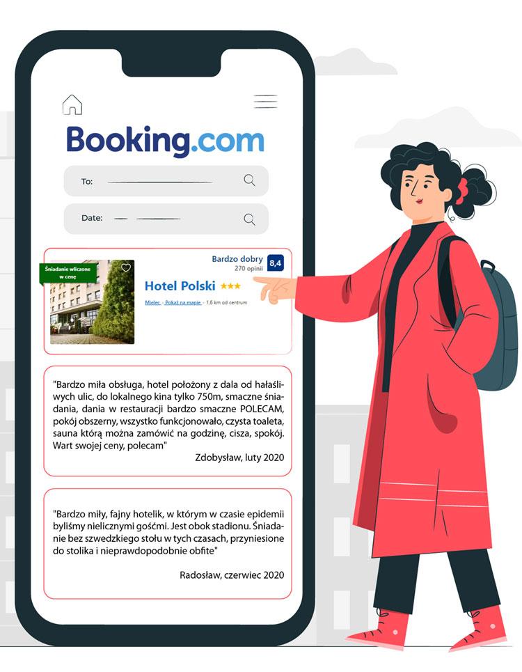 Zarezerwuj nocleg w Hotelu Polskim - Zdjęcie główne