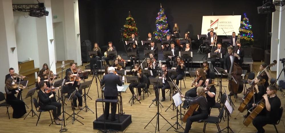 Mielecka Orkiestra Symfoniczna w stylu wiedeńskim [VIDEO] - Zdjęcie główne