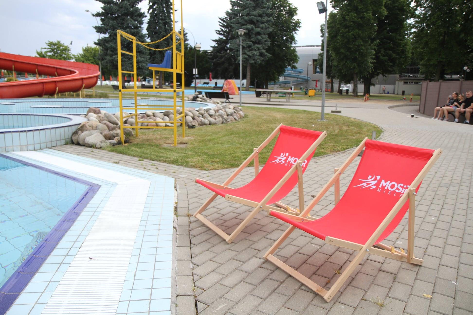 Miejskie baseny już gotowe! Wielkie otwarcie już w weekend - Zdjęcie główne