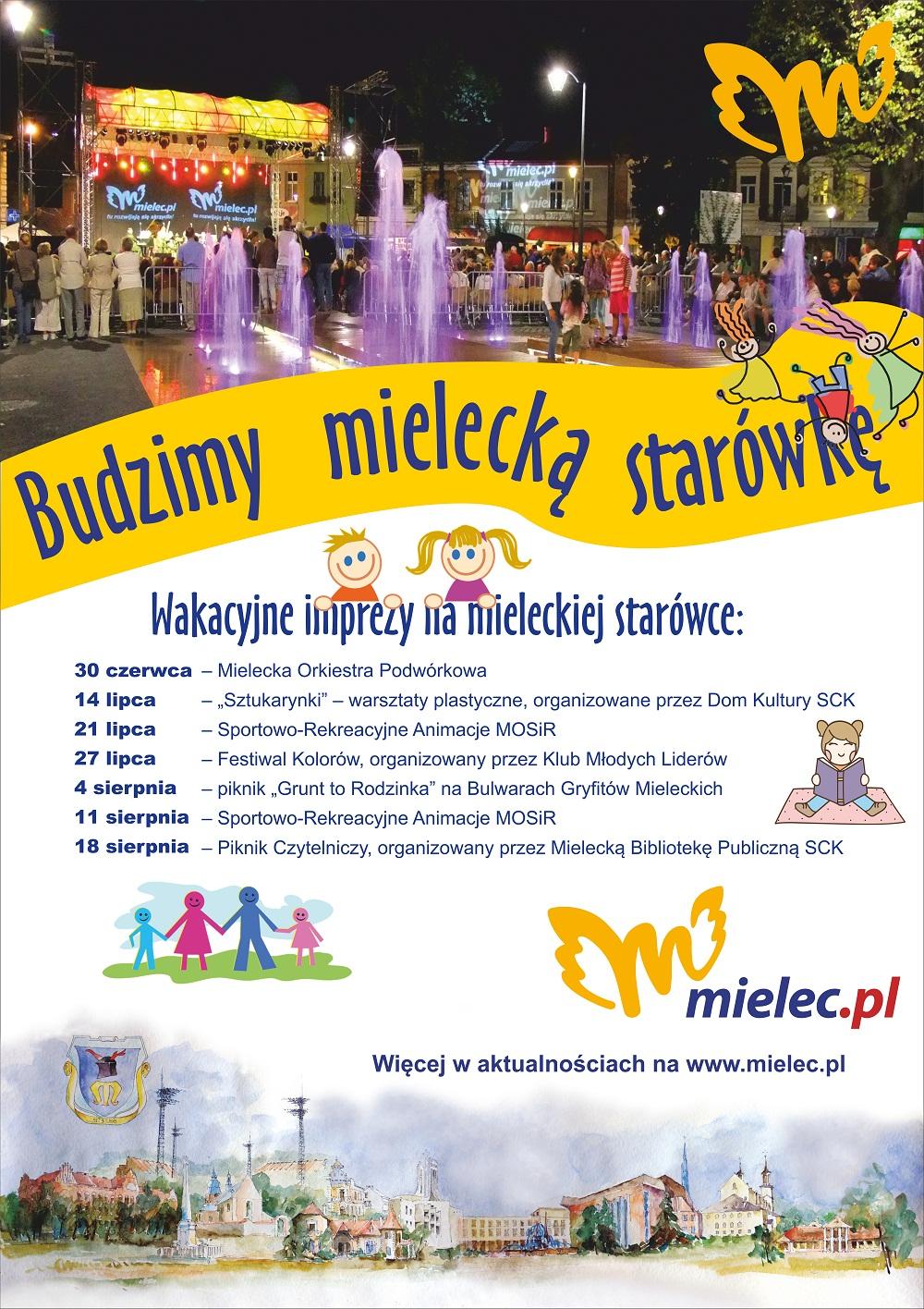 """""""Sztukarynki"""" już w niedzielę na mieleckiej Starówce - Zdjęcie główne"""