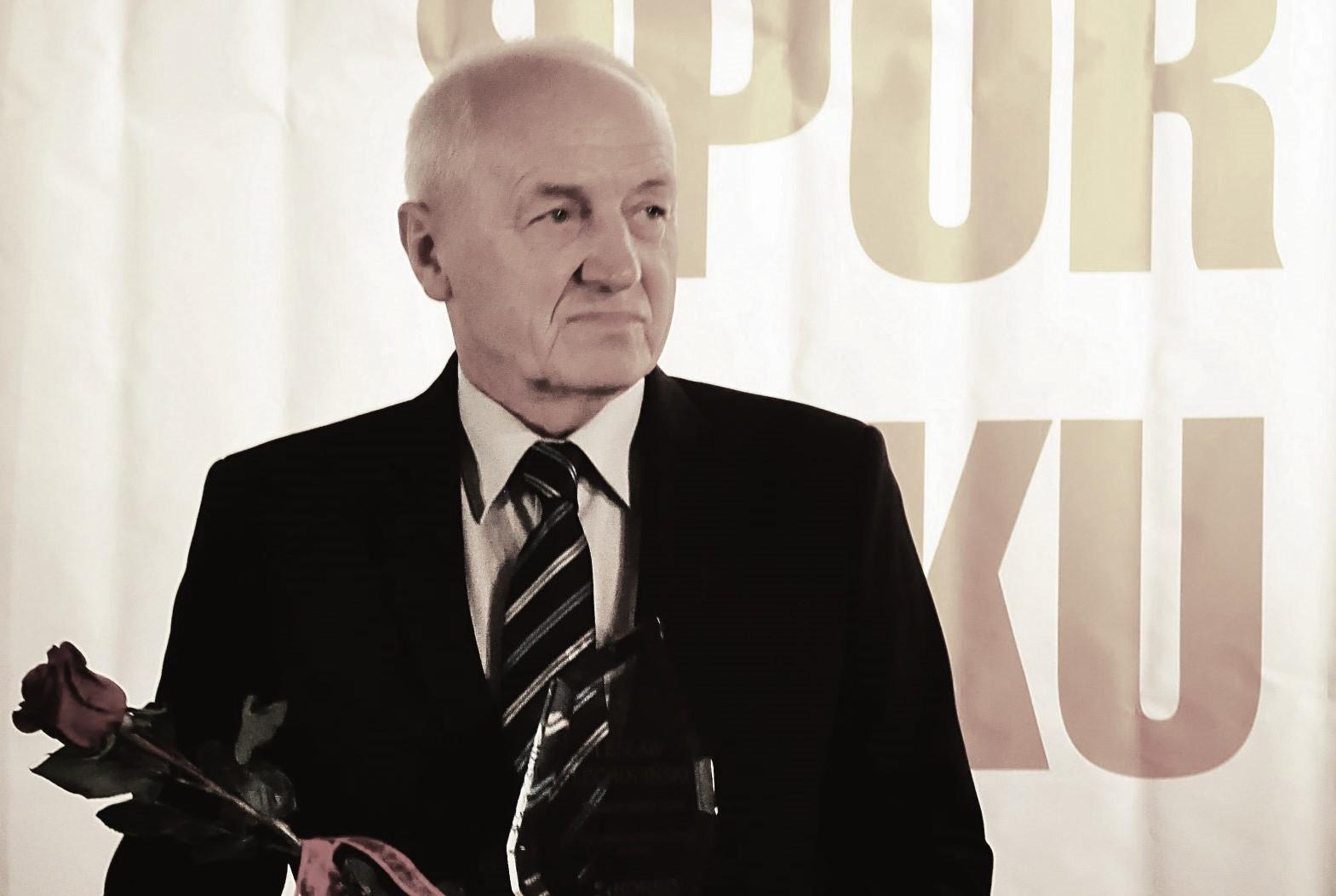Zmarł Lesław Lechociński - ikona mieleckiej szermierki - Zdjęcie główne