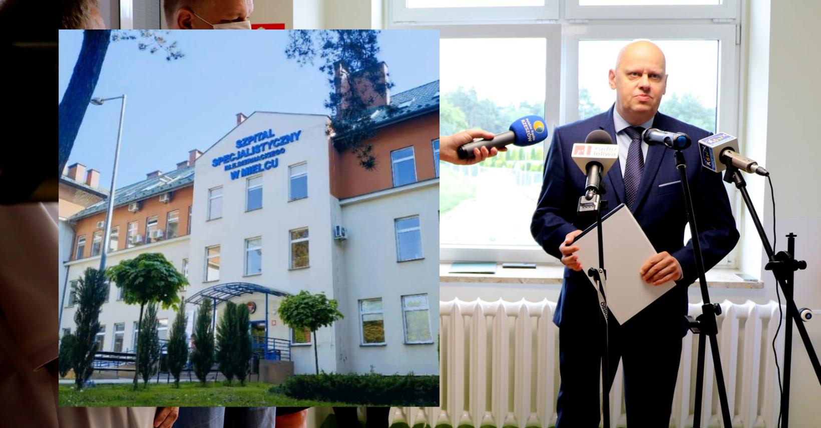 Komisja konkursowa wybrała Zbigniewa Torbusa na dyrektora mieleckiego szpitala  - Zdjęcie główne
