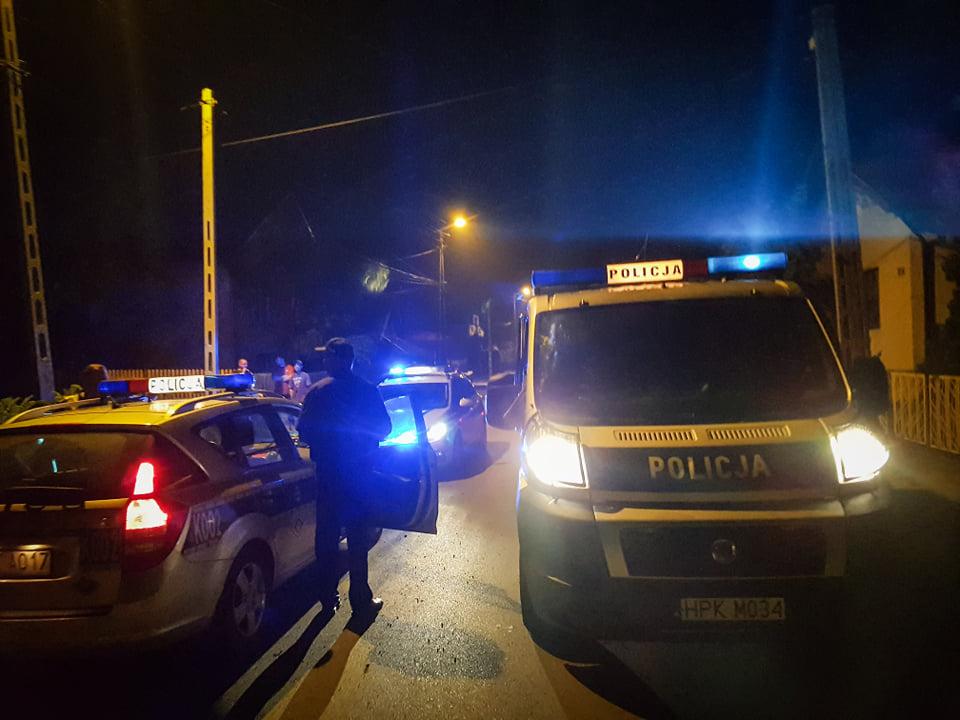 Pościg ulicami Mielca - Zdjęcie główne