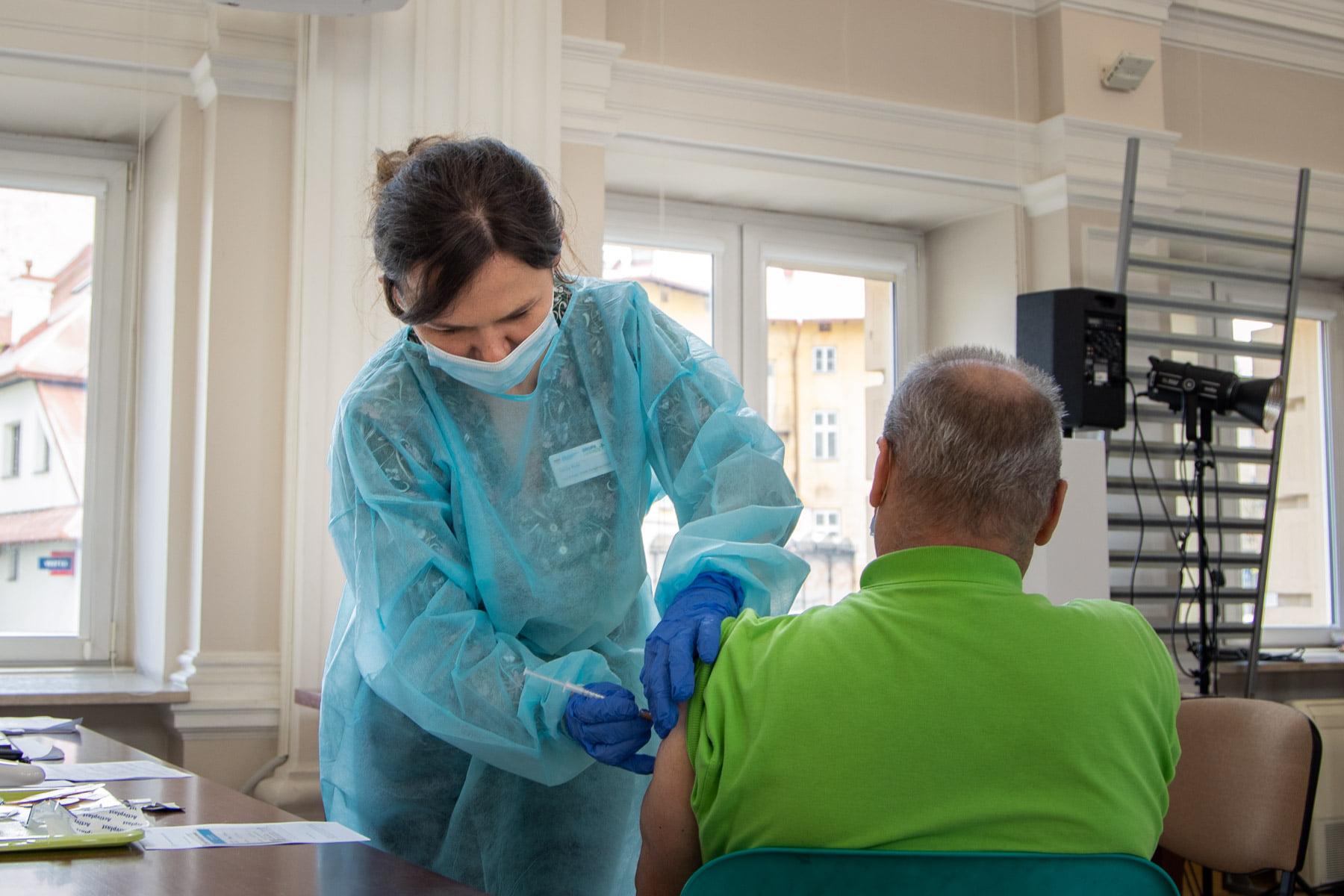 Trwa akcja szczepień bez rejestracji w mieleckim szpitalu - Zdjęcie główne