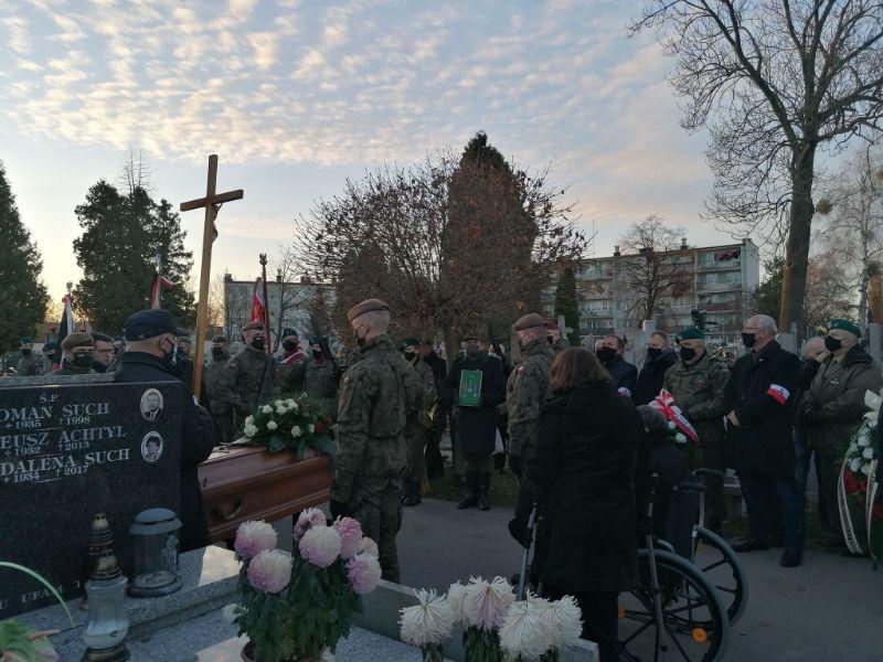 Mielczanie pożegnali śp. Jerzego Dębickiego [VIDEO, FOTO]  - Zdjęcie główne