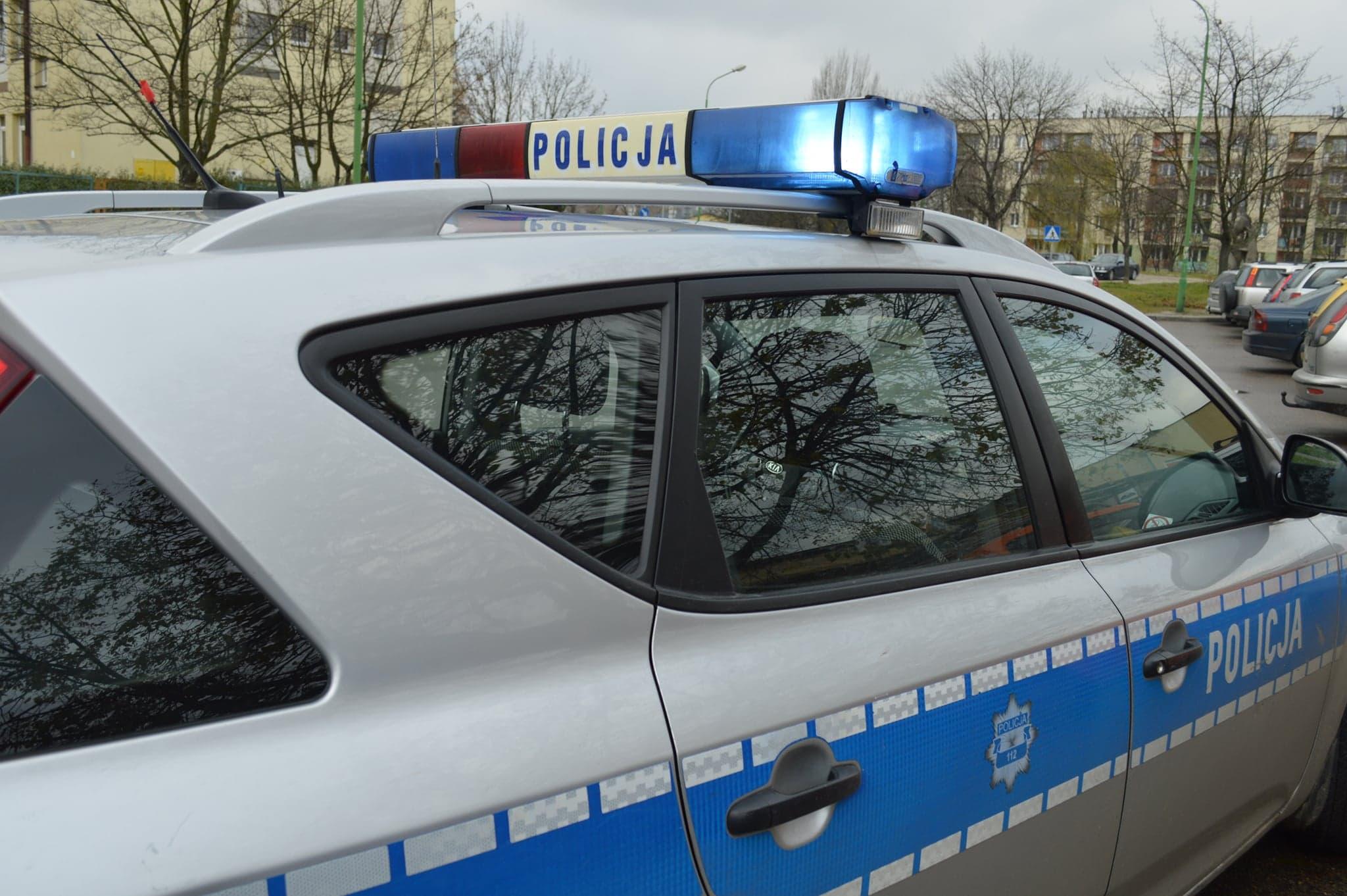 Policja szuka świadków zdarzenia w Mielcu! - Zdjęcie główne
