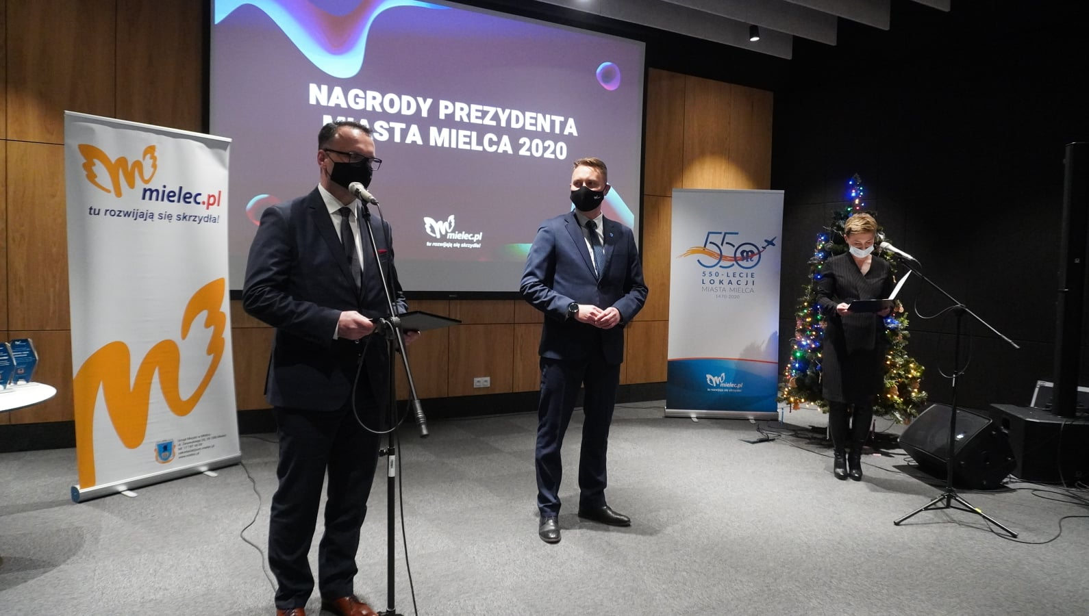 Znamy laureatów dorocznej nagrody prezydenta Mielca - Zdjęcie główne