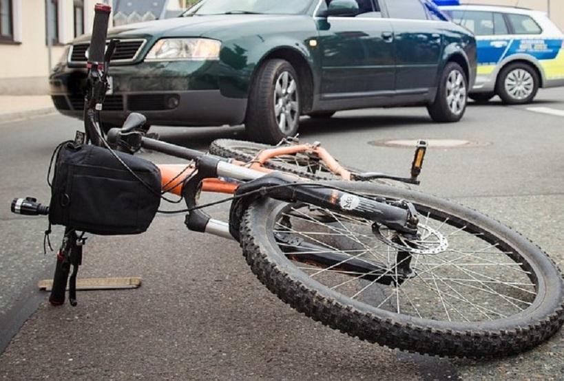 Rowerzysta potrącony na ul. Sienkiewicza! - Zdjęcie główne