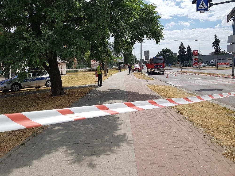 Mielec: Policja szuka sprawców napadu na lokal z automatami [AUDIO] - Zdjęcie główne