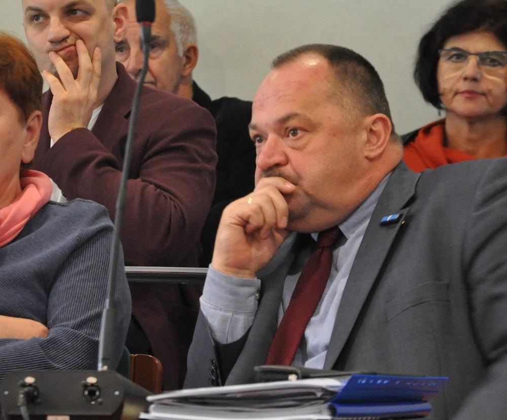 Mielec: Marek Zalotyński ponownie radnym miejskim - Zdjęcie główne