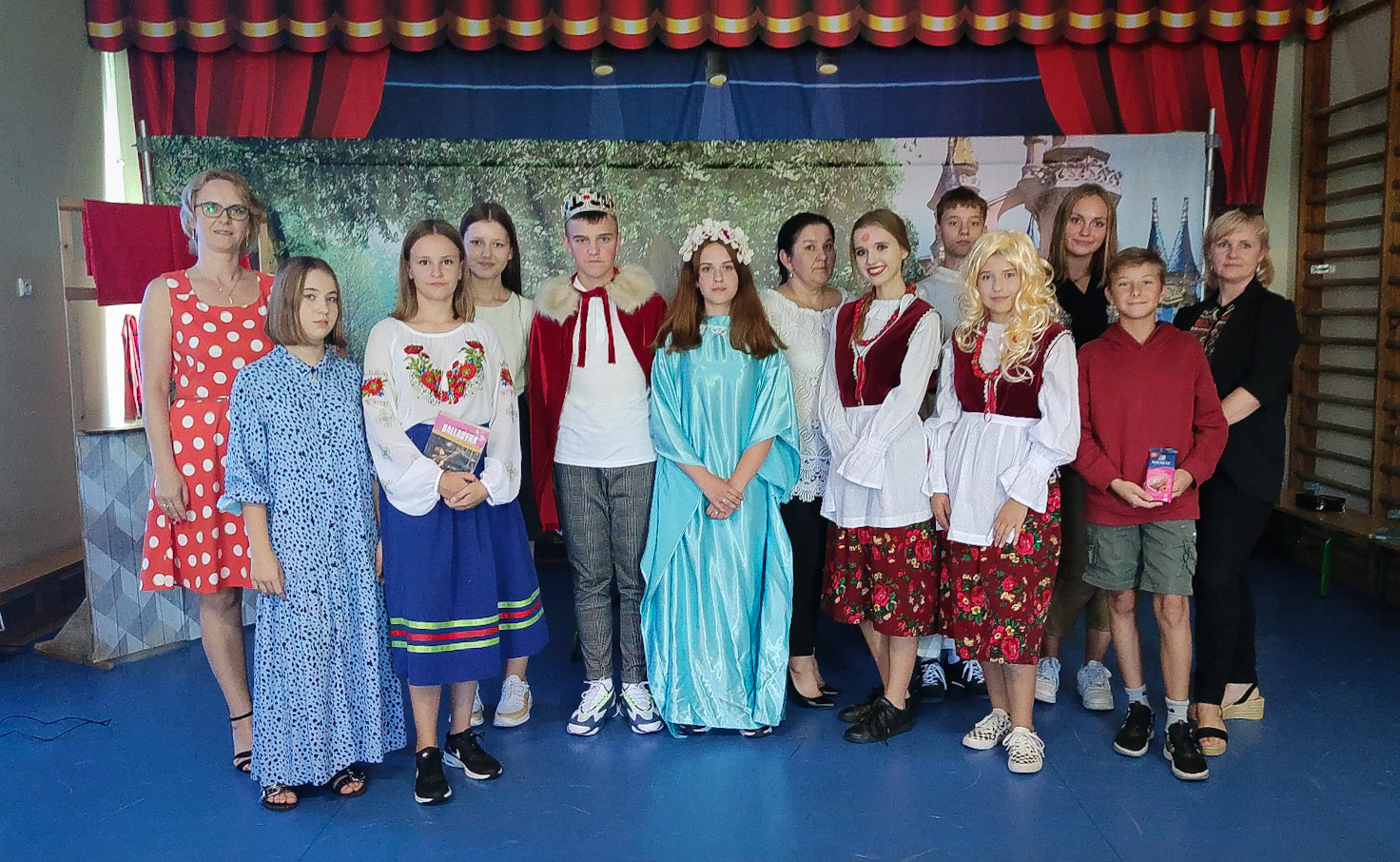 """Narodowe Czytanie """"Balladyny"""" w SP nr 11 w Mielcu [FOTO, VIDEO] - Zdjęcie główne"""