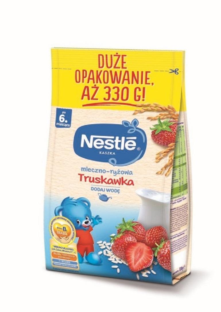 Uwaga! Kaszki Nestlé wycofane ze sprzedaży - Zdjęcie główne