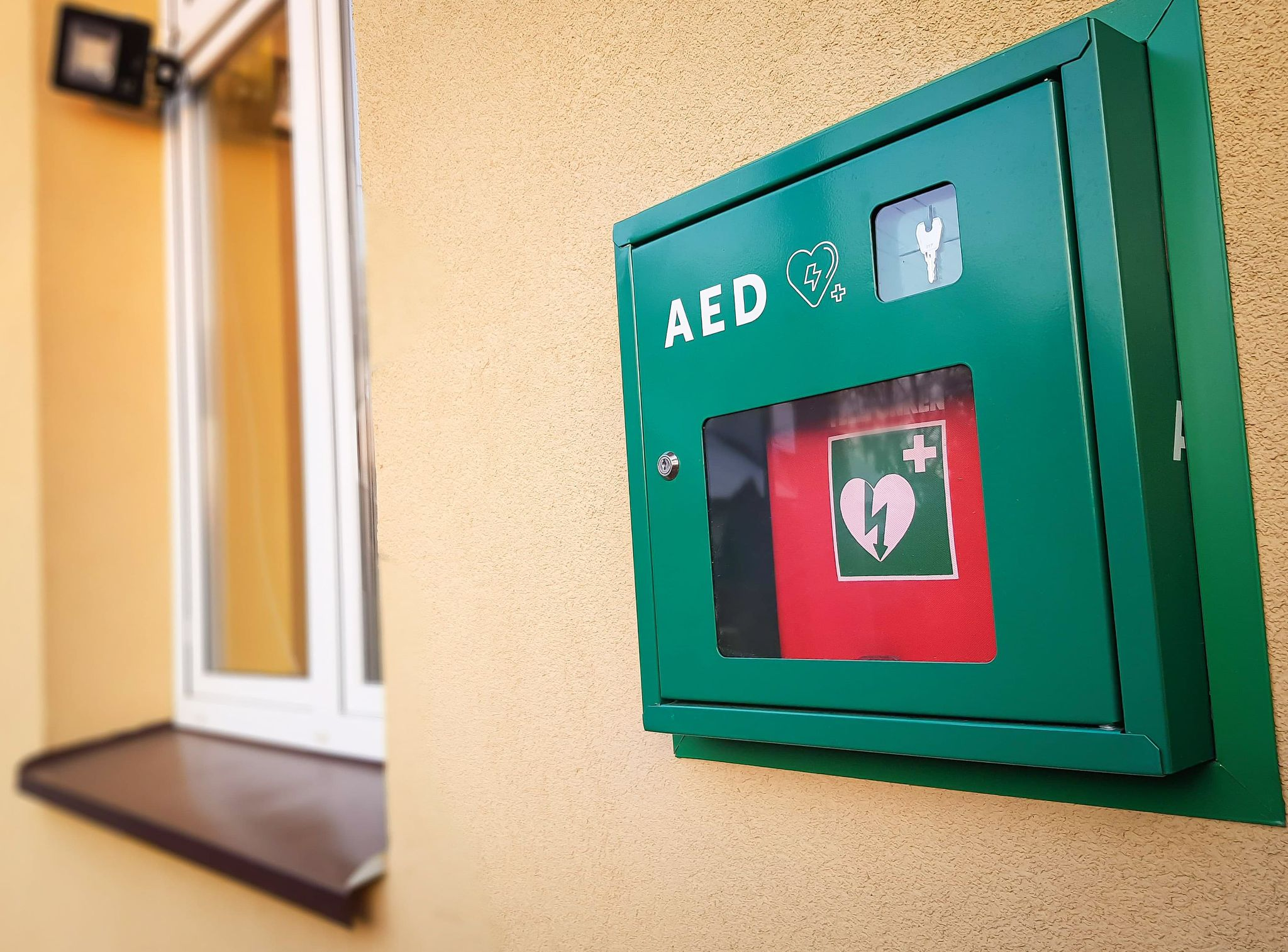 Defibrylator dostępny dla wszystkich mieszkańców [ZDJĘCIA[ - Zdjęcie główne
