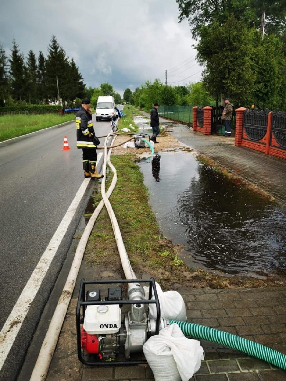 W gminie Przecław sytuacja wciąż niebezpieczna - Zdjęcie główne