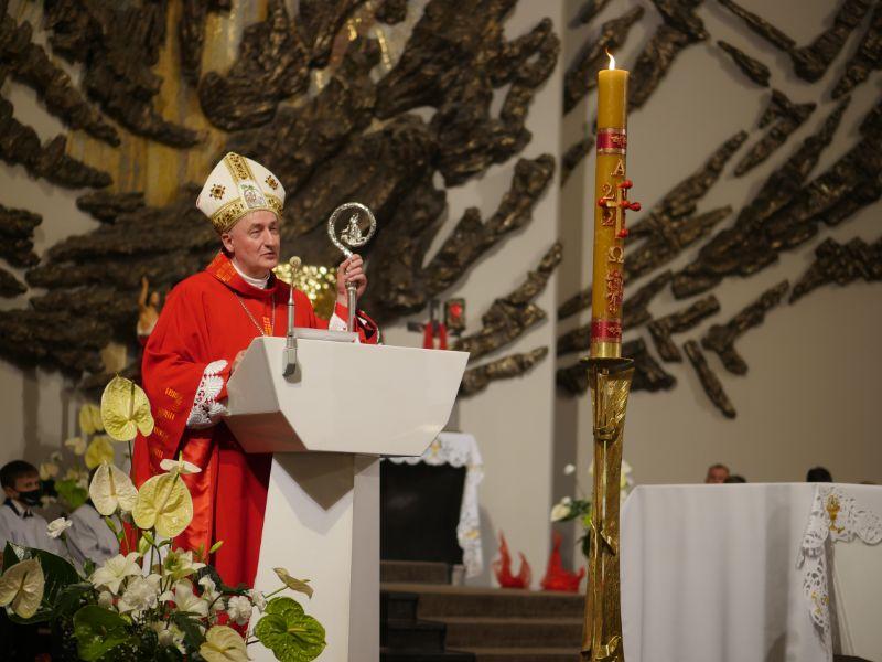 Dziś przypada rocznica bp. Andrzeja Jeża. Od 9 lat kieruje diecezją - Zdjęcie główne