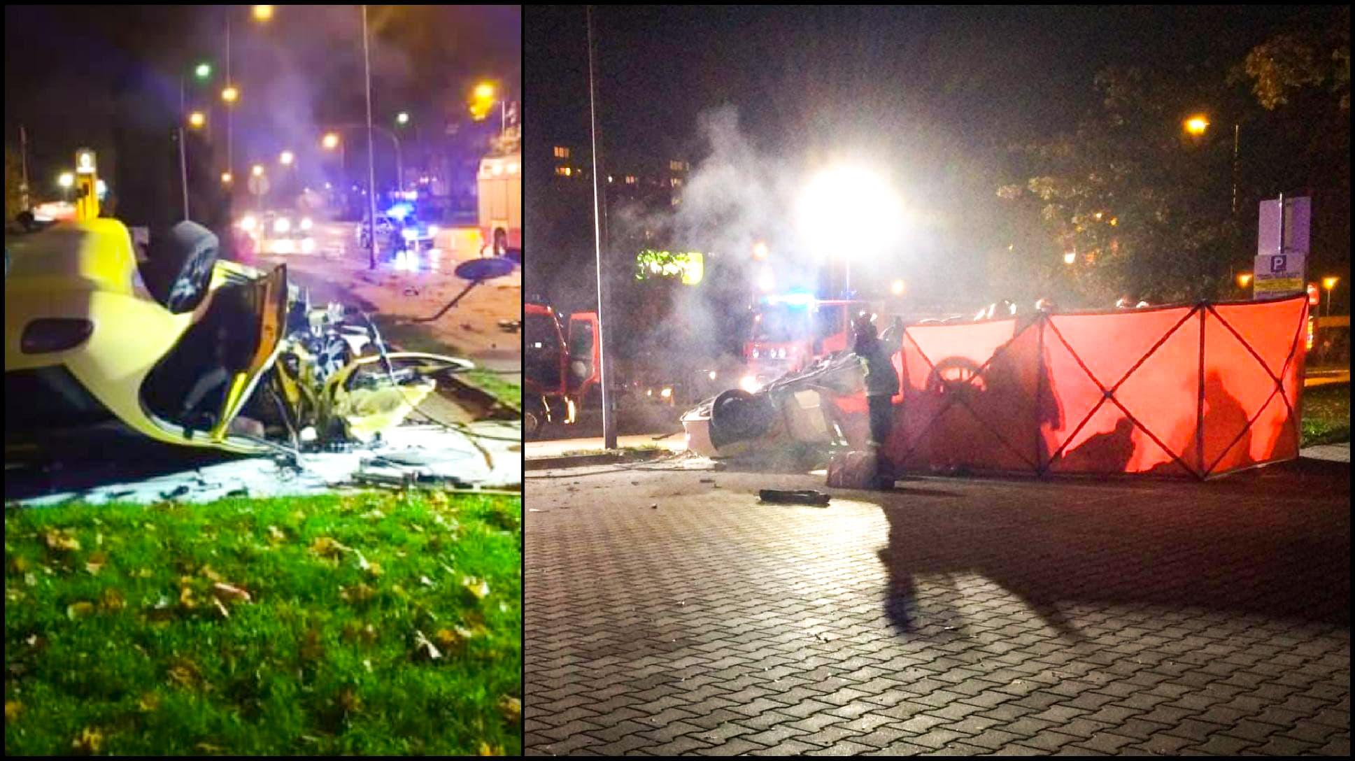 Śmiertelny wypadek w Mielcu. Nie żyje 22-letni kierowca! [AKTUALIZACJA] - Zdjęcie główne
