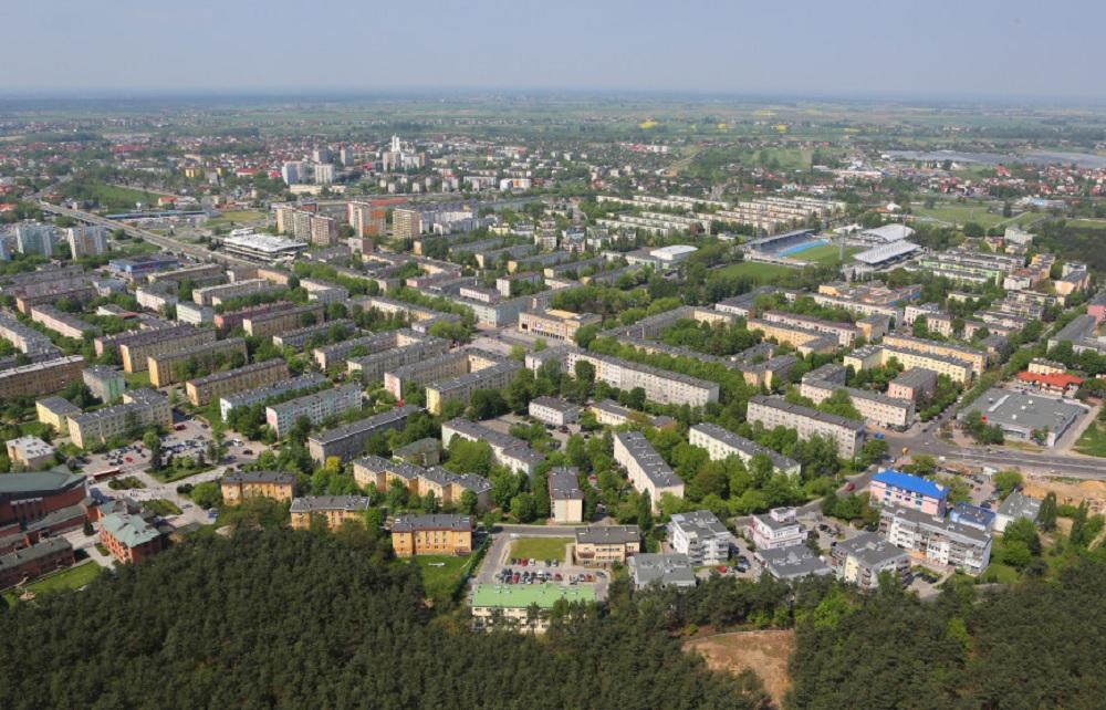 Miasto Mielec ubiega się o środki zewnętrzne. W planach potężne inwestycje - Zdjęcie główne