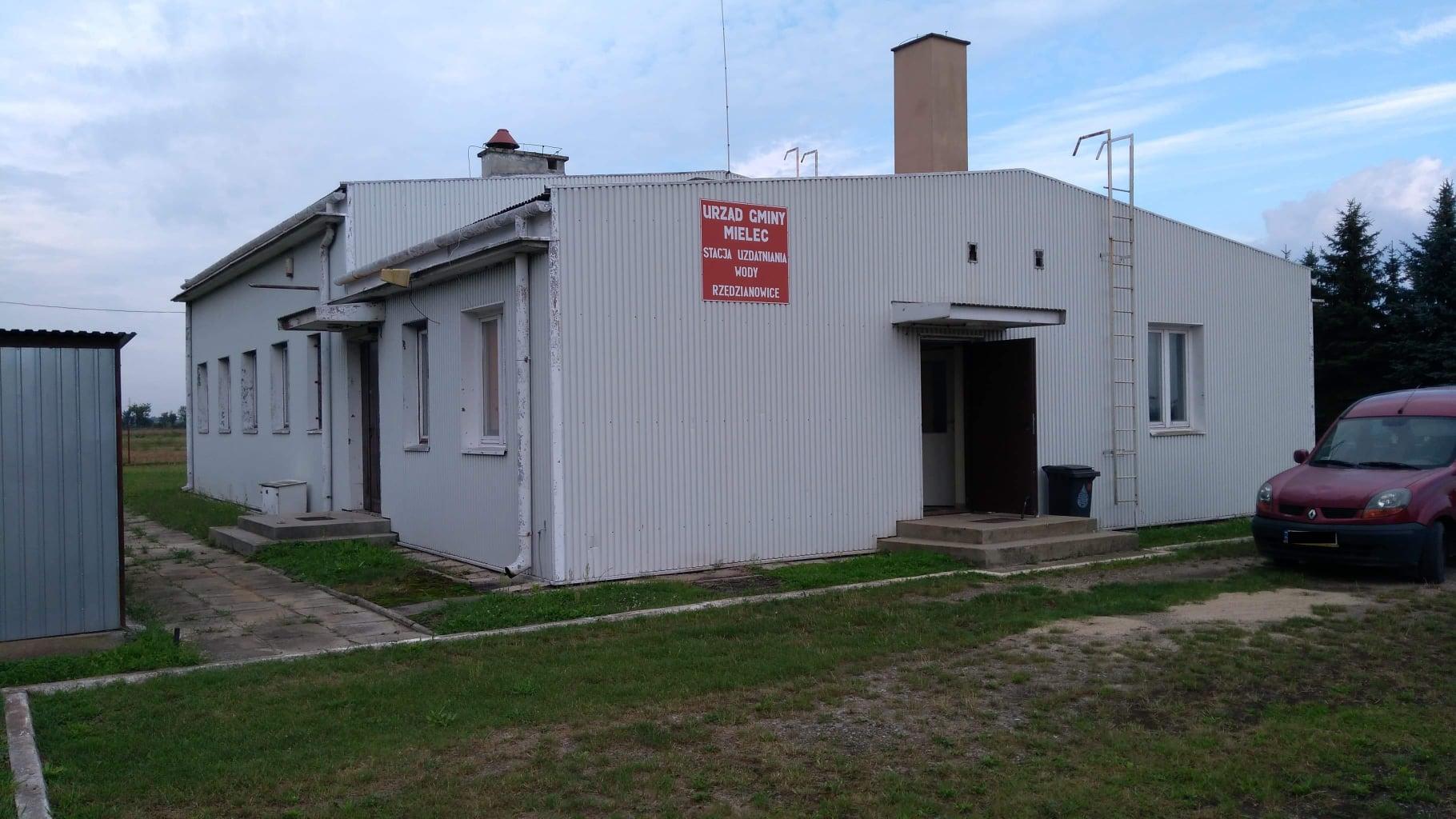 Stacja uzdatniania wody w Rzędzianowicach przejdzie modernizację - Zdjęcie główne