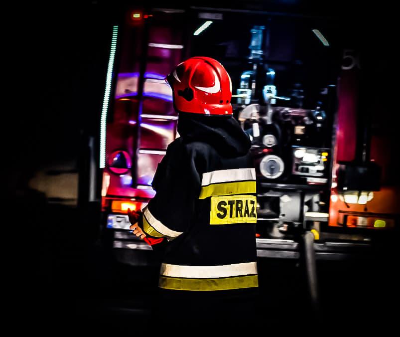 Ponad 2 300 wezwań strażaków w lipcu - Zdjęcie główne