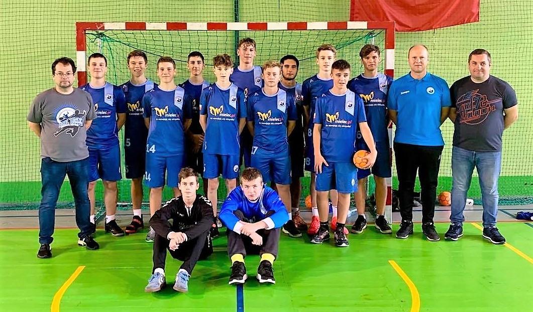 Dobry występ młodych zawodników SPR Stali Mielec. Zagrali na prestiżowym turnieju - Zdjęcie główne