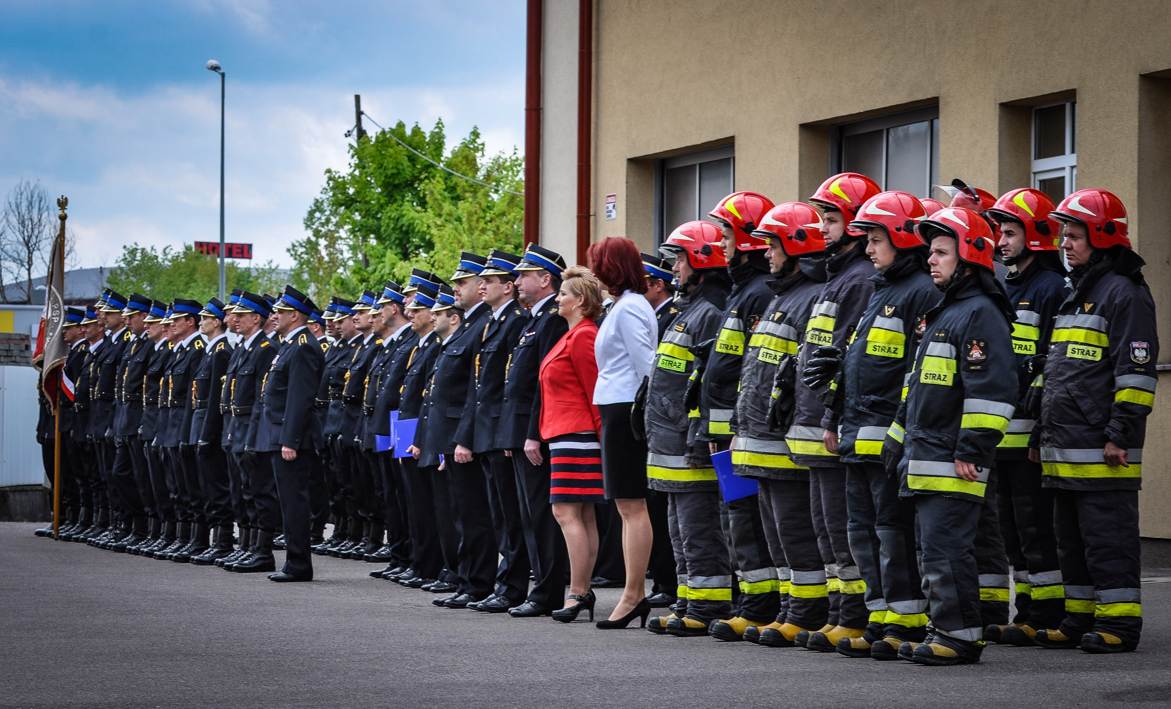 Mieleccy strażacy świętowali! [FOTO] - Zdjęcie główne