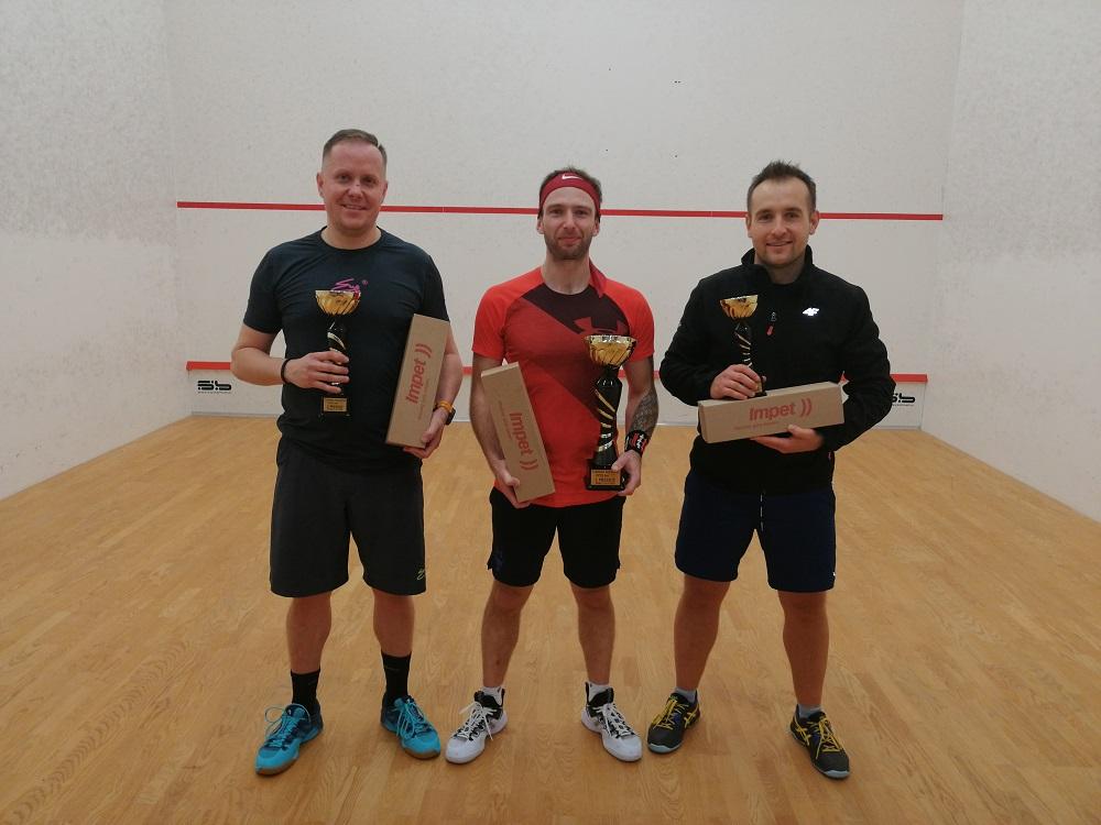 Za nami mikołajkowy turniej squasha w Mielcu!  - Zdjęcie główne
