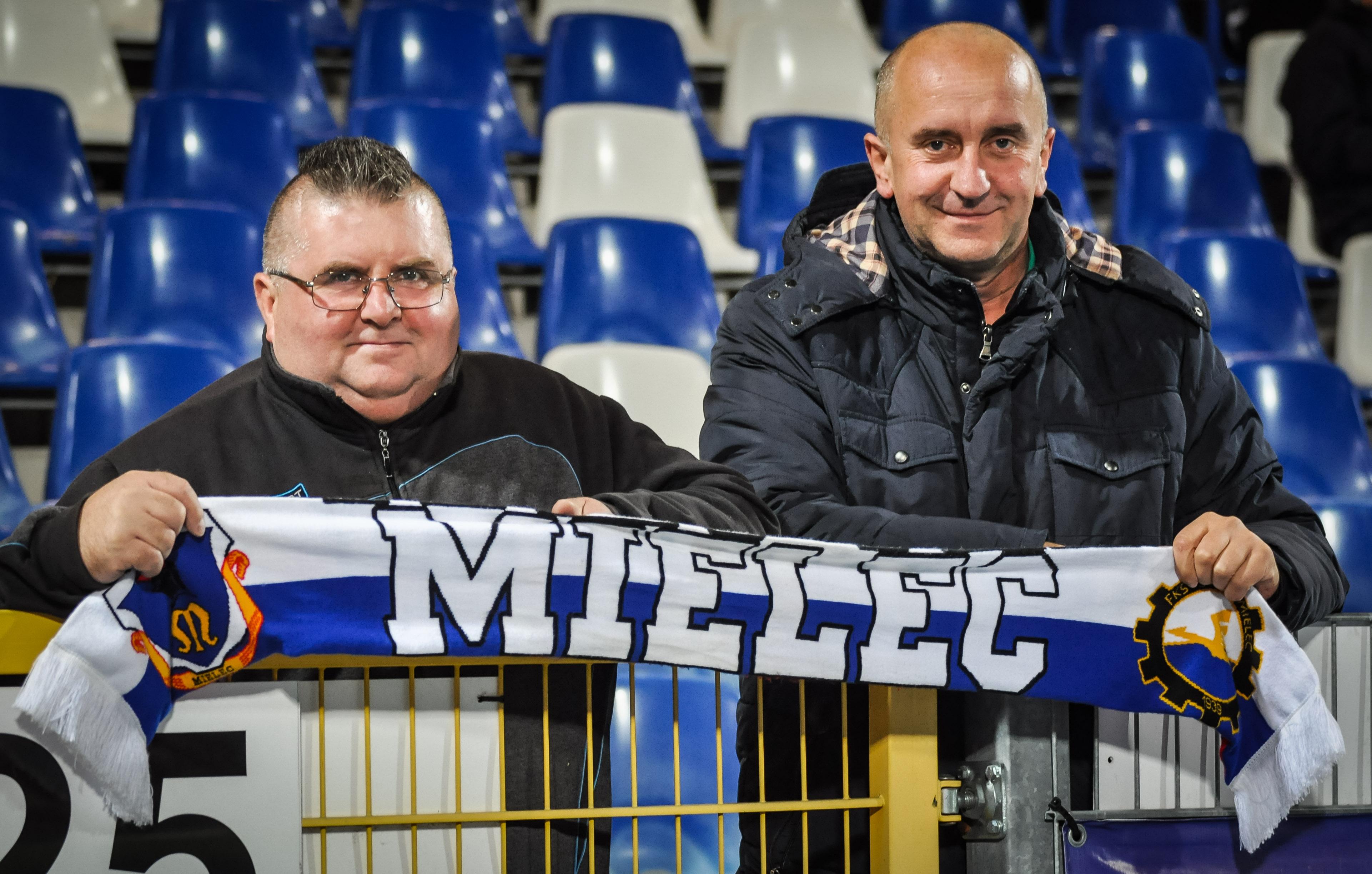 FKS Stal Mielec - GKS Jastrzębie. Kibice i zawodnicy w akcji [FOTO] - Zdjęcie główne