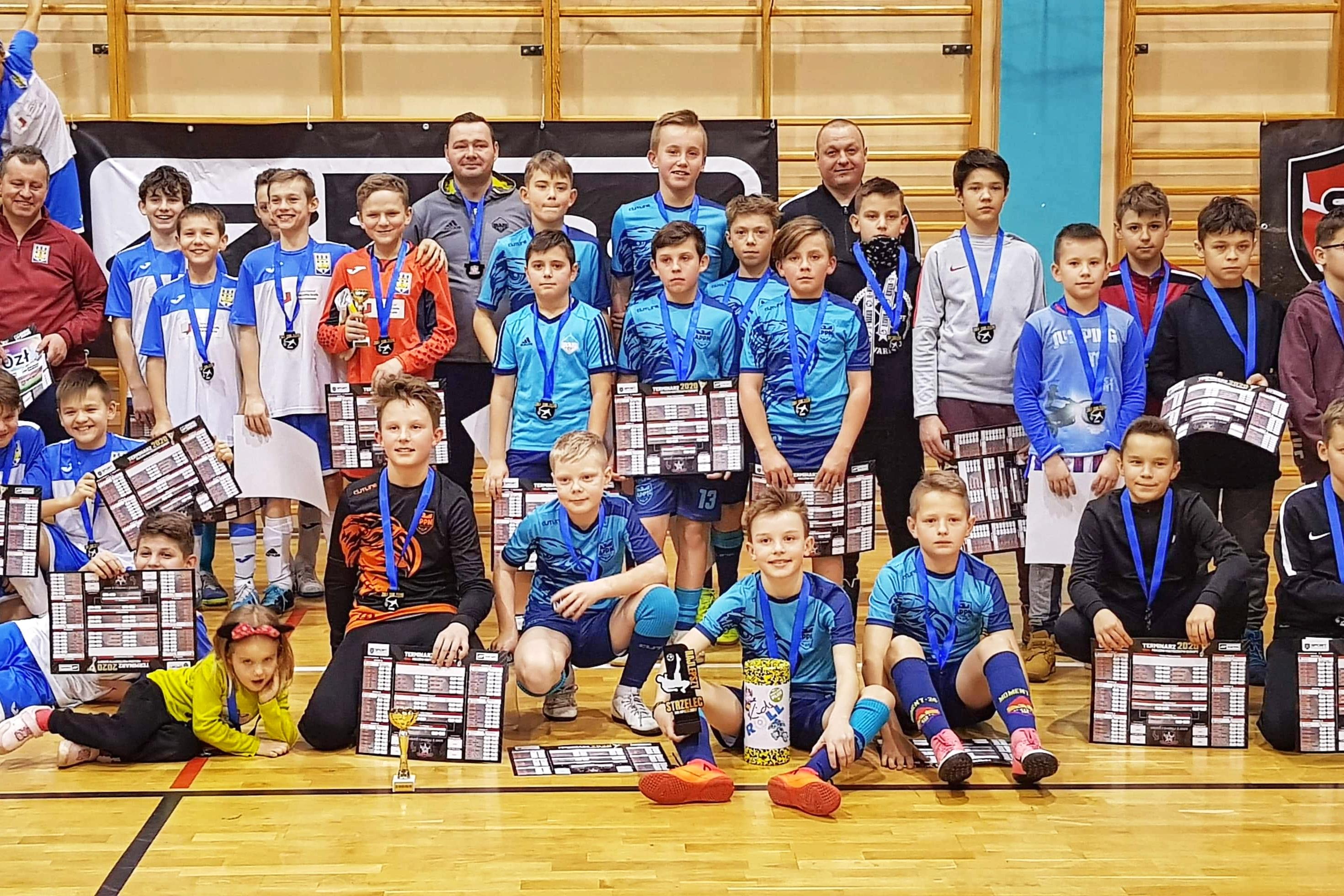 Znakomity weekend Piłkarskich Nadziei. Przywieźli worek medali!  - Zdjęcie główne