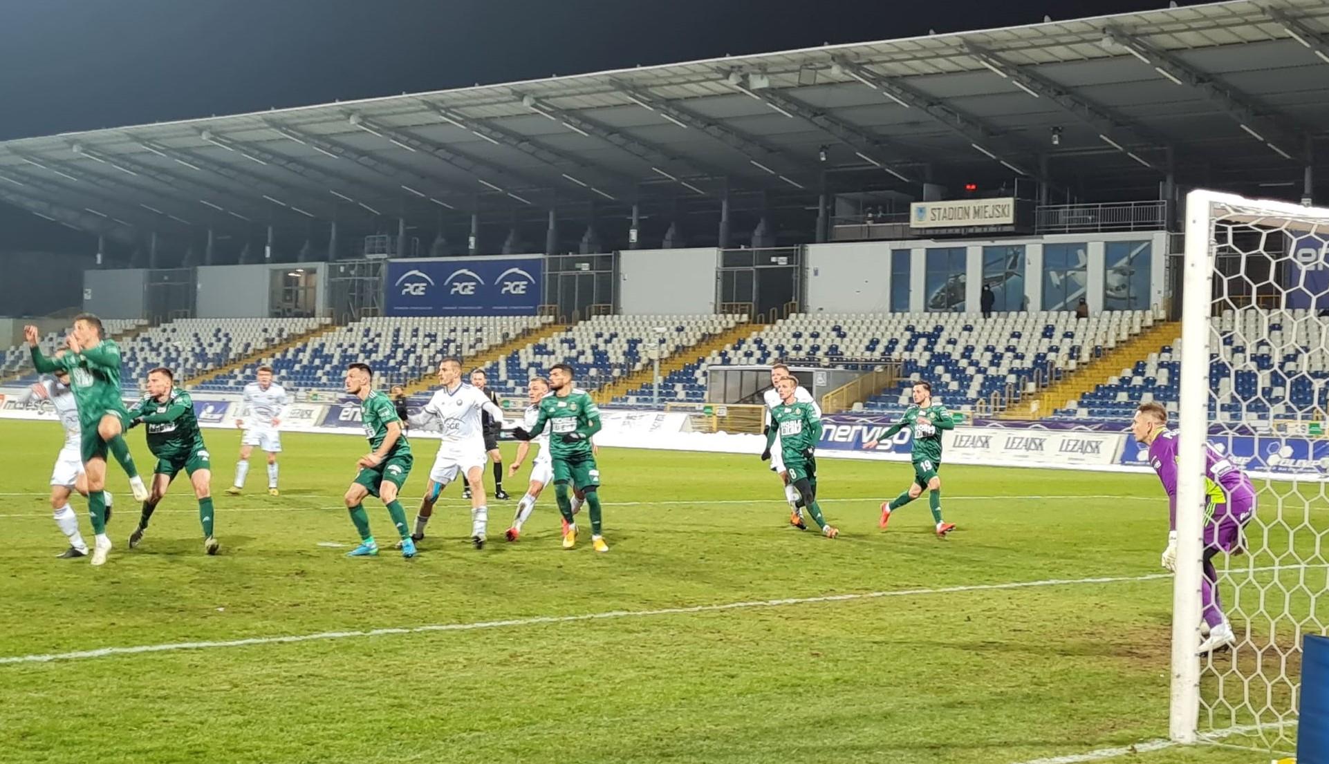 Ekstraklasowy mecz po zimowej przerwie. FKS Stal Mielec kontra Śląsk Wrocław - Zdjęcie główne