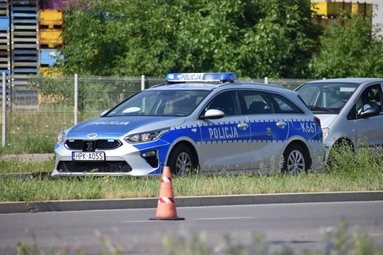 Zdarzenie drogowe w Woli Otałęskiej. Stłuczka dwóch osobówek - Zdjęcie główne