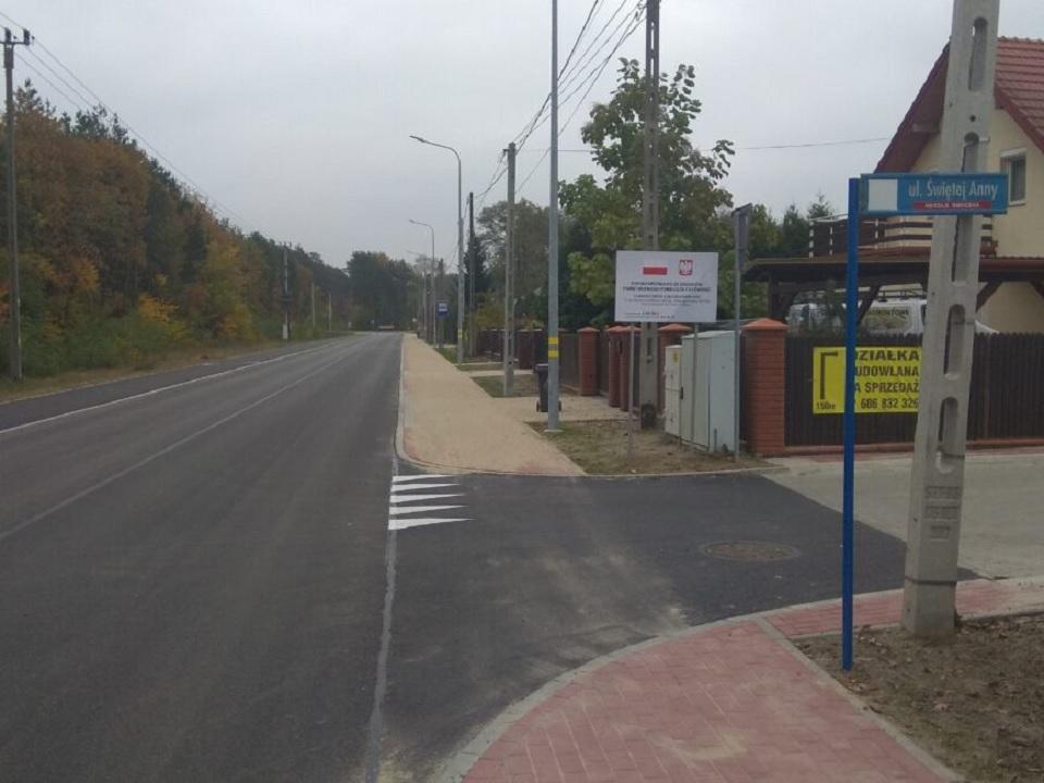 Dokonano odbioru końcowego jednej  z najważniejszych inwestycji drogowych w Mielcu - Zdjęcie główne