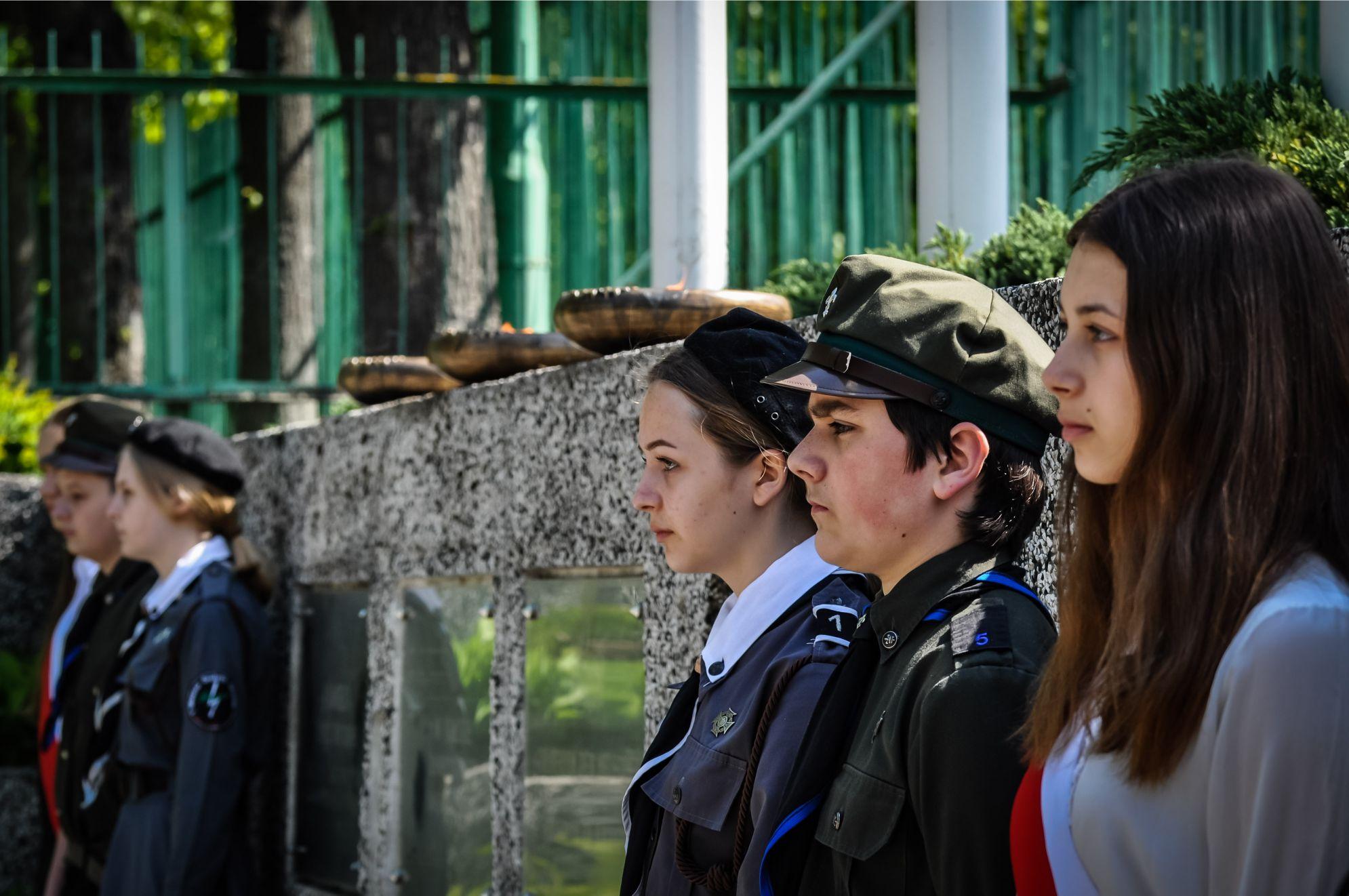 Dziś 74. rocznica zakończenia II wojny światowej w Europie. Uroczystości w Mielcu [FOTO, VIDEO] - Zdjęcie główne