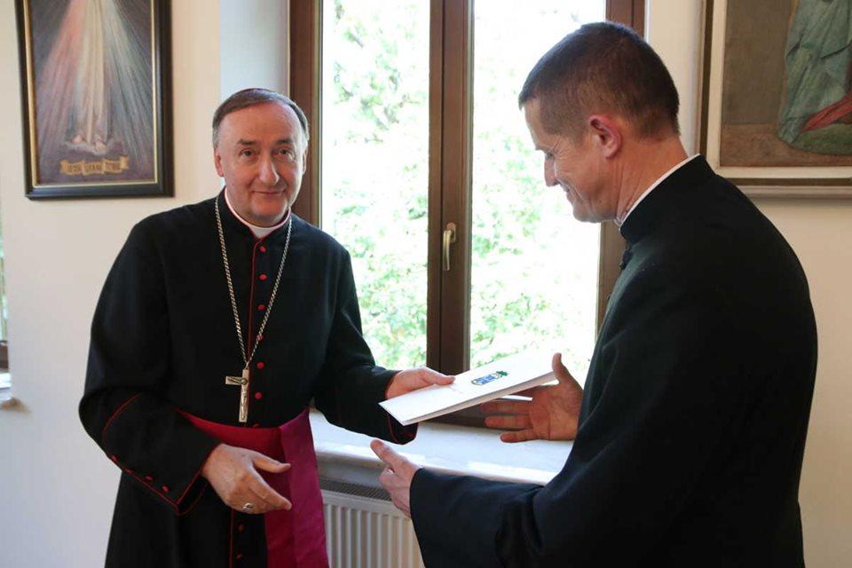 Ksiądz Olszak z Mielca obejmie stanowisko w Wyższym Seminarium  - Zdjęcie główne