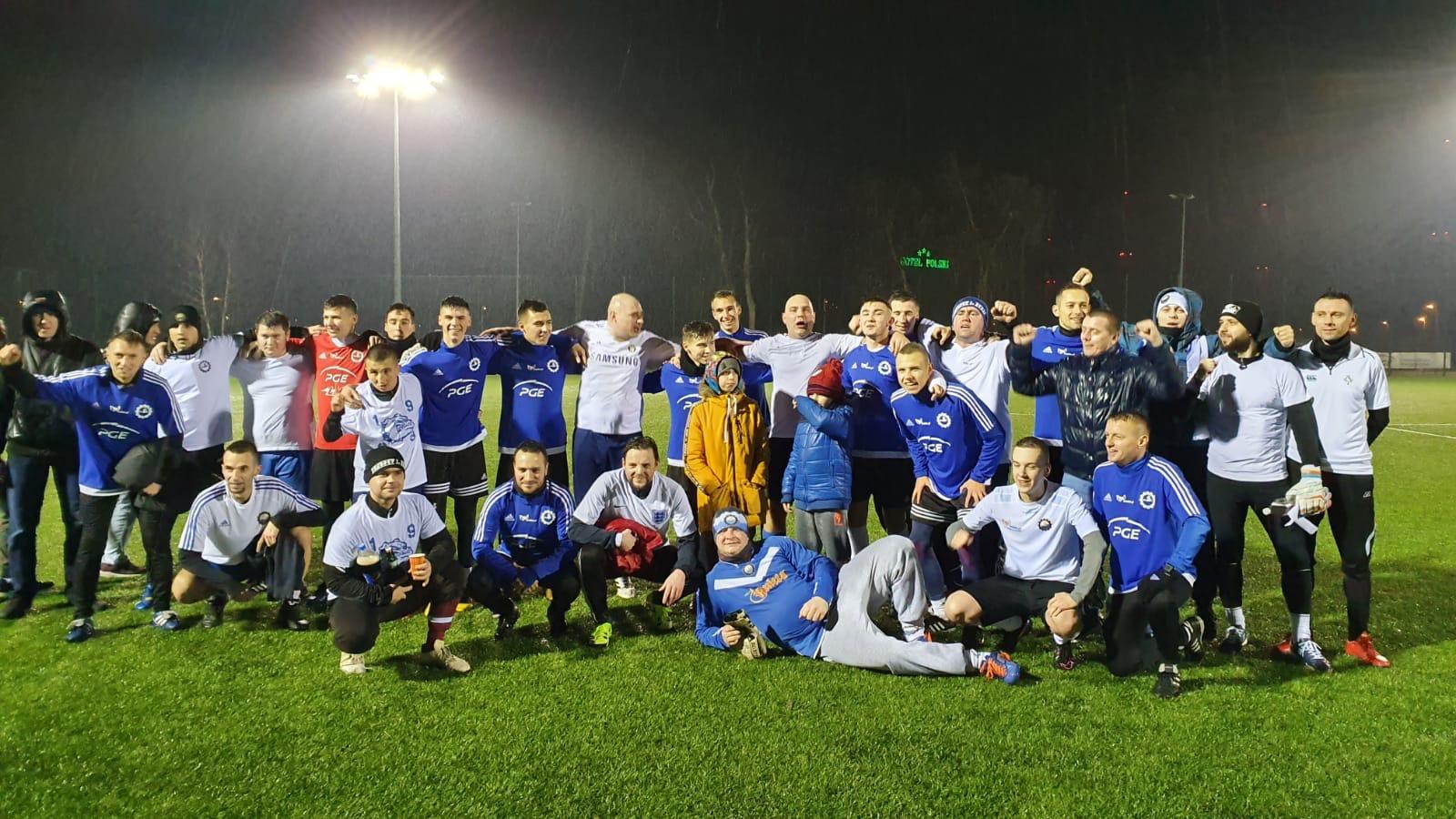 Wigilijny mecz w Mielcu - Zdjęcie główne