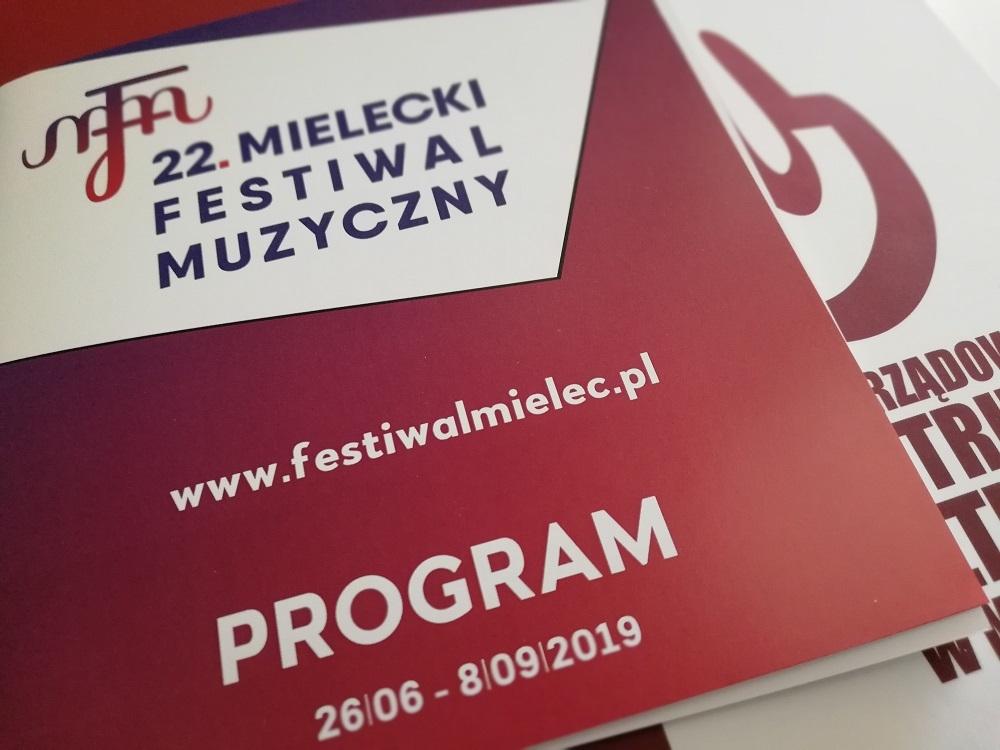 Znamy program 22. Mieleckiego Festiwalu Muzycznego i Dni Mielca 2019 [VIDEO] - Zdjęcie główne