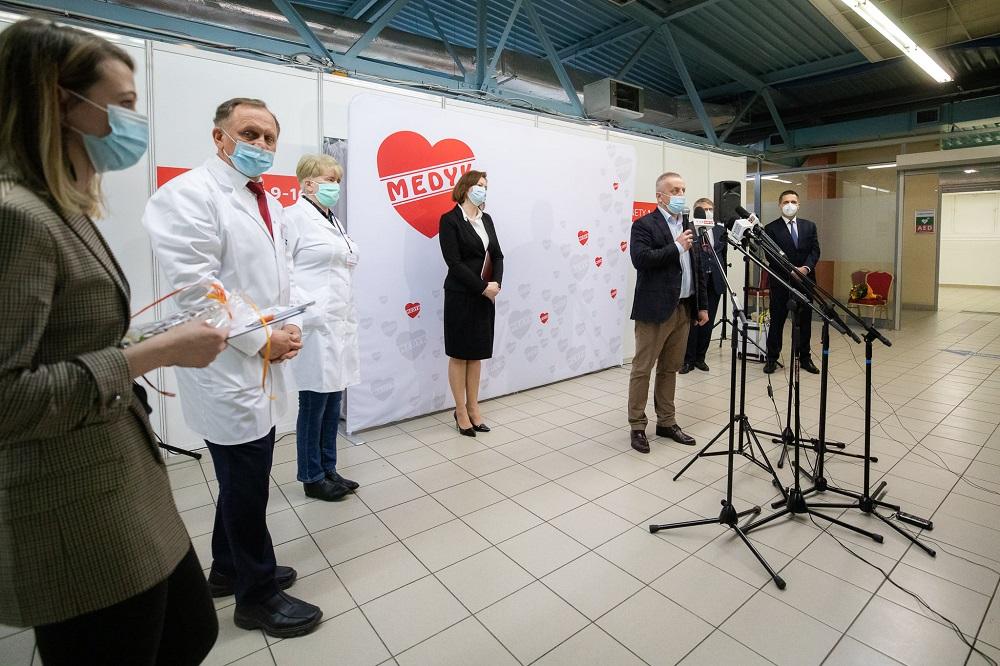 Na Podkarpaciu ruszają przygotowania do populacyjnego programu szczepień!  - Zdjęcie główne