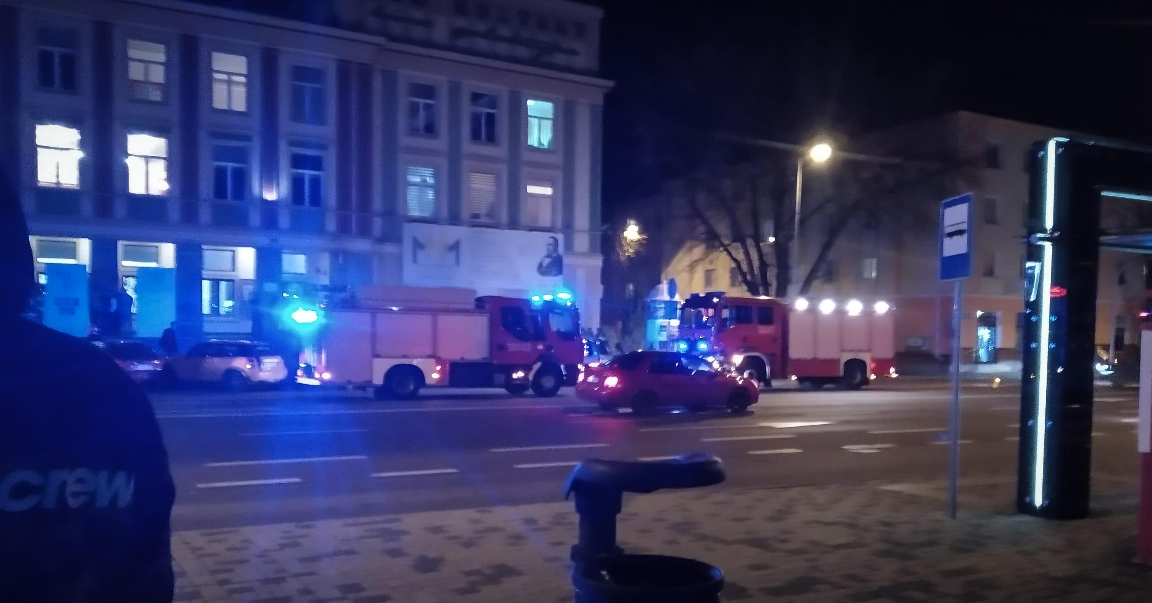 Interwencja Straży Pożarnej w centrum Mielca! - Zdjęcie główne