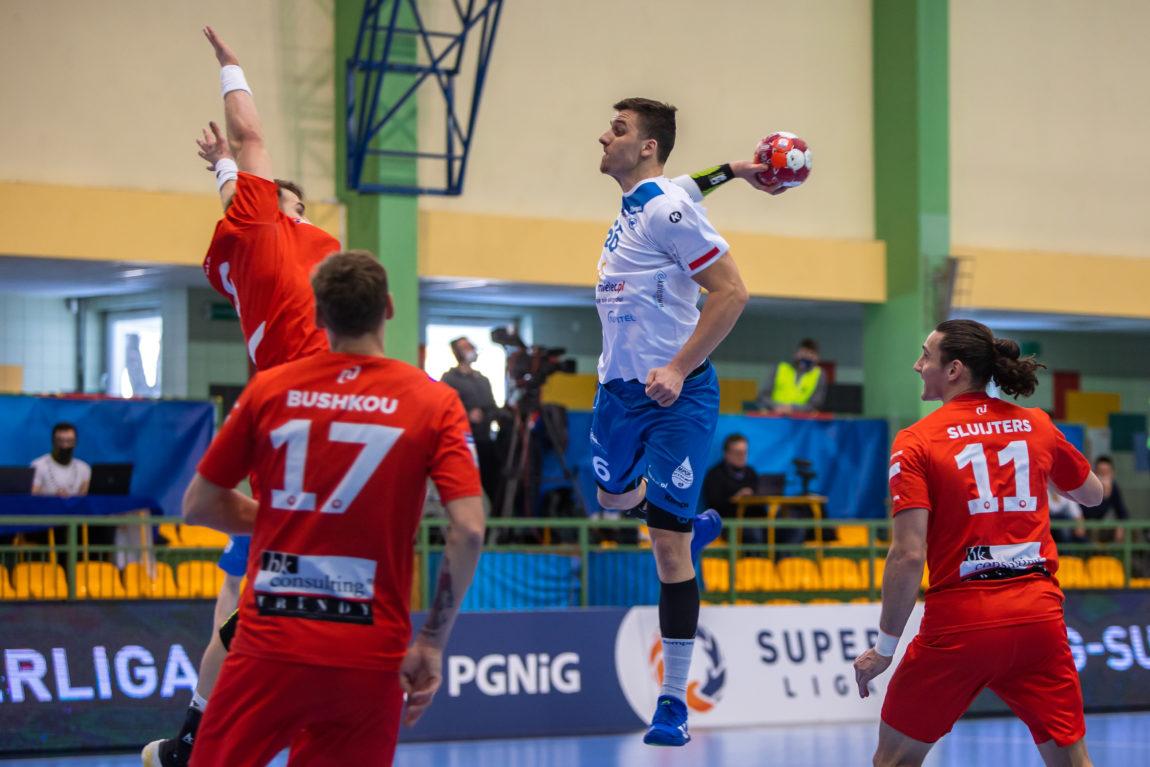 SPR Stal Mielec przegrała mecz z Górnikiem Zabrze. Były momenty dobrej gry  - Zdjęcie główne