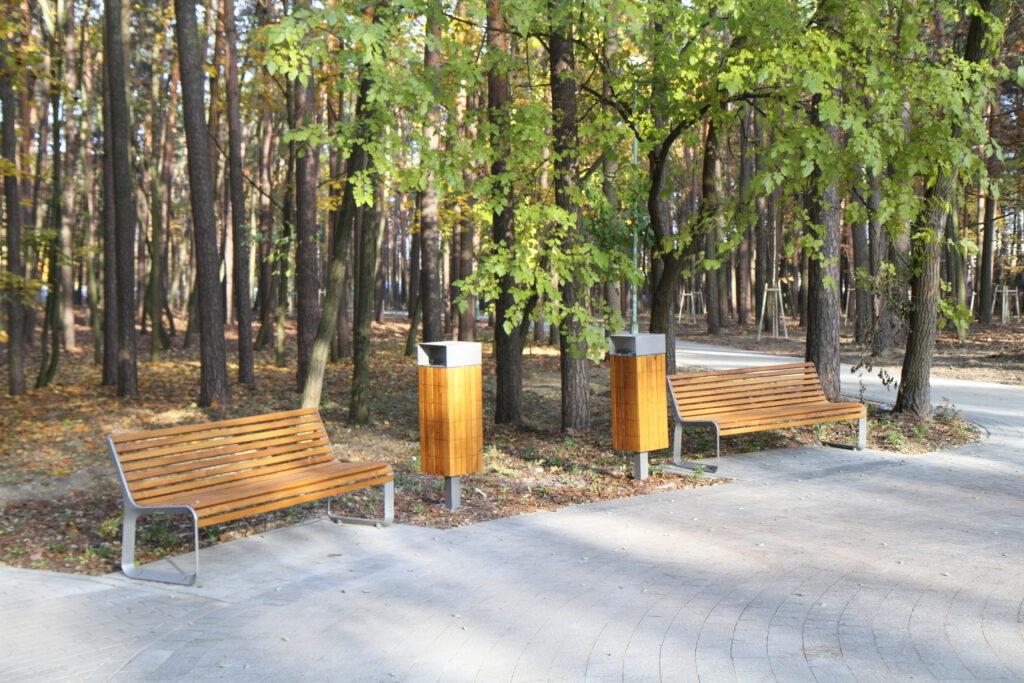 Prace w parku przy Kazimierza Wielkiego ukończone [FOTO] - Zdjęcie główne