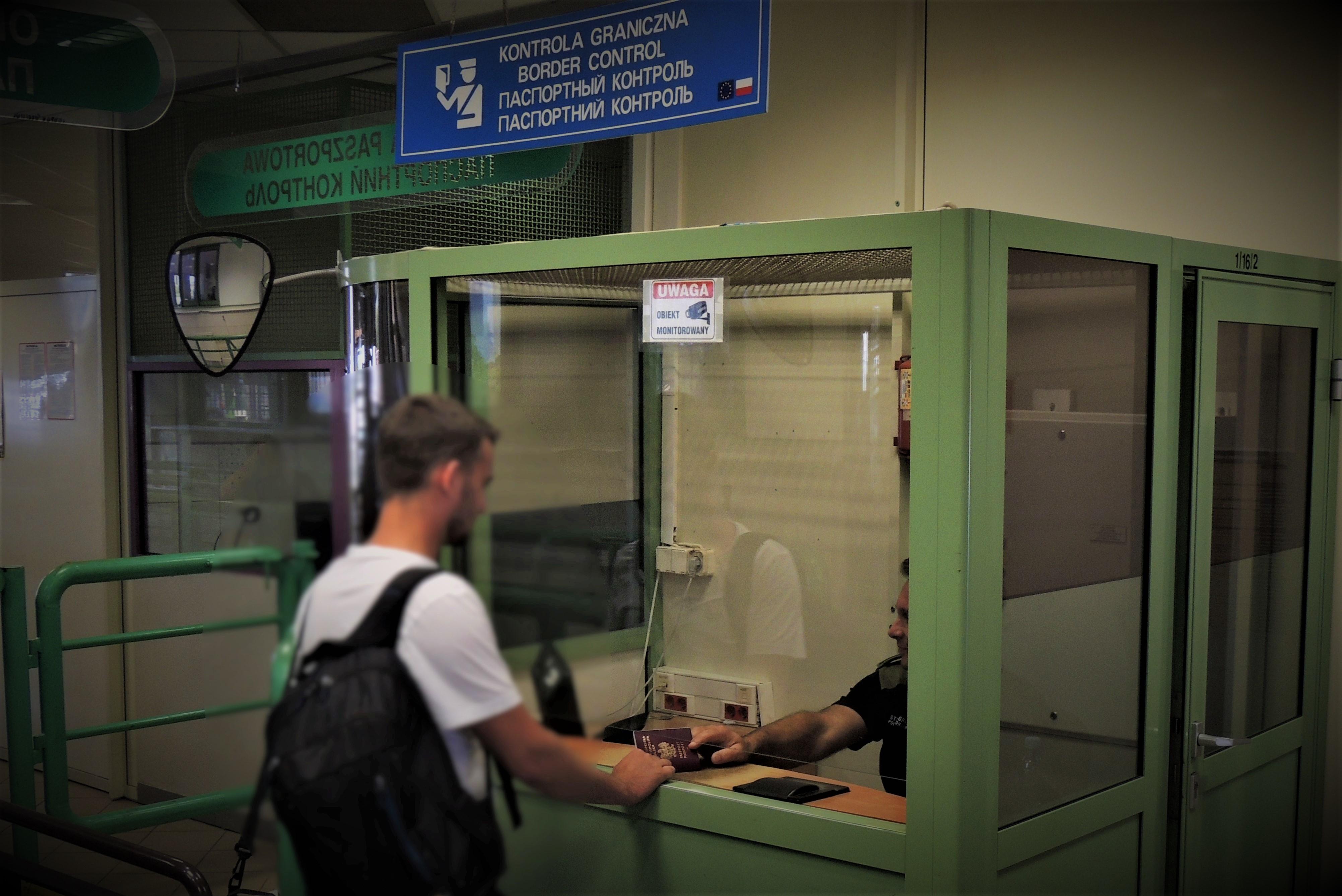 Chłopiec uciekł z domu. Chciał pojechać na zieloną Ukrainę - Zdjęcie główne