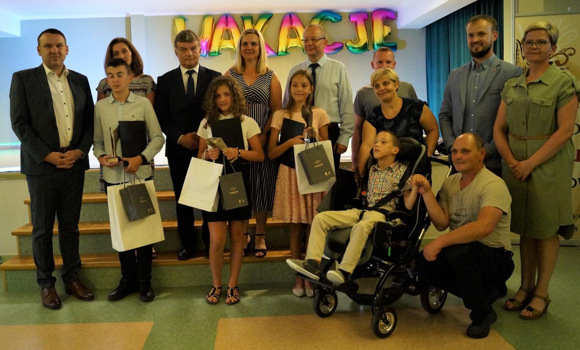 Najlepsi z najlepszych w gminie Borowa [ZDJĘCIA, NAZWISKA] - Zdjęcie główne