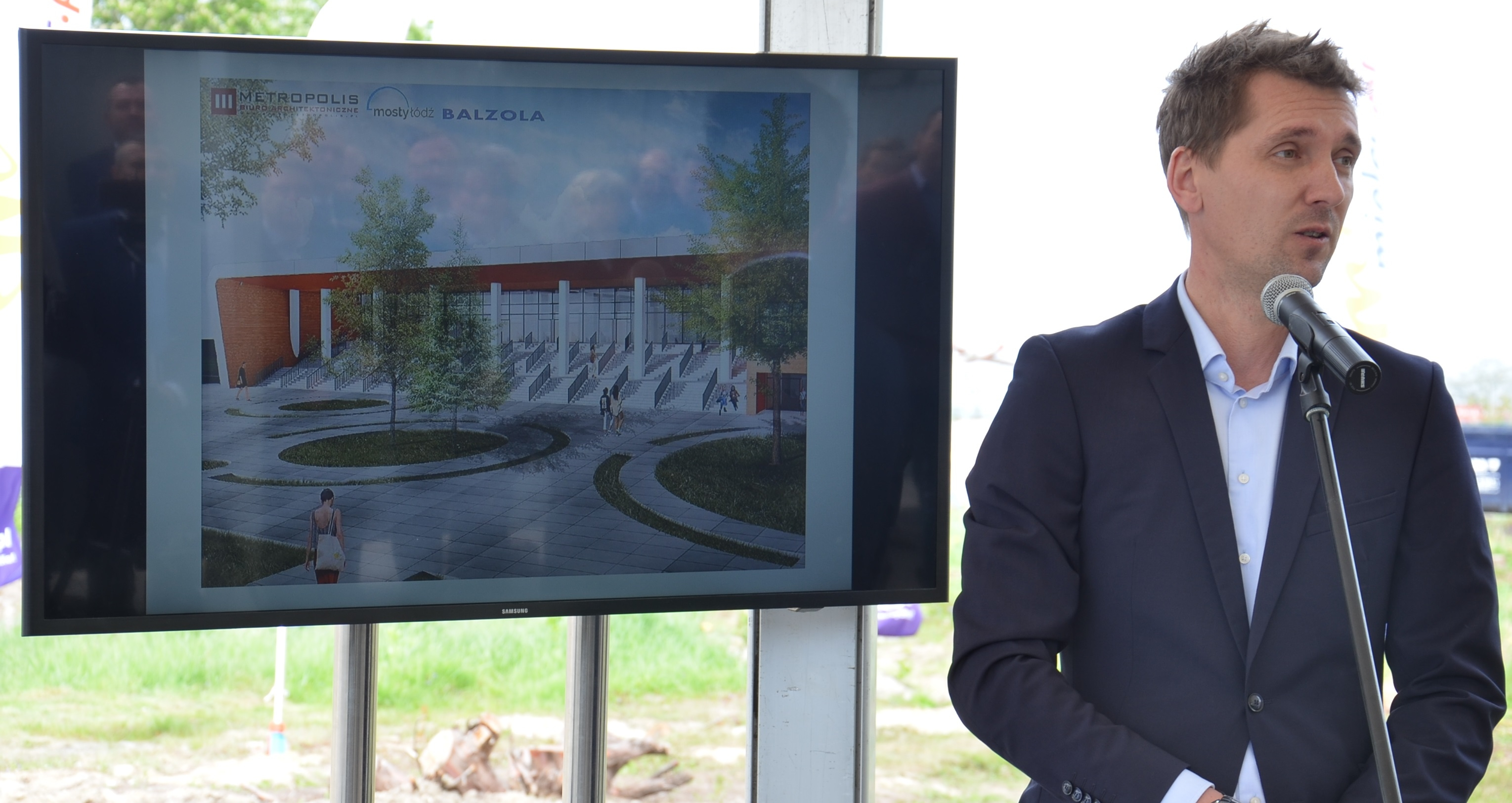 Jak będzie wyglądać nowa hala sportowa w Mielcu? Zobaczcie zdjęcia! - Zdjęcie główne