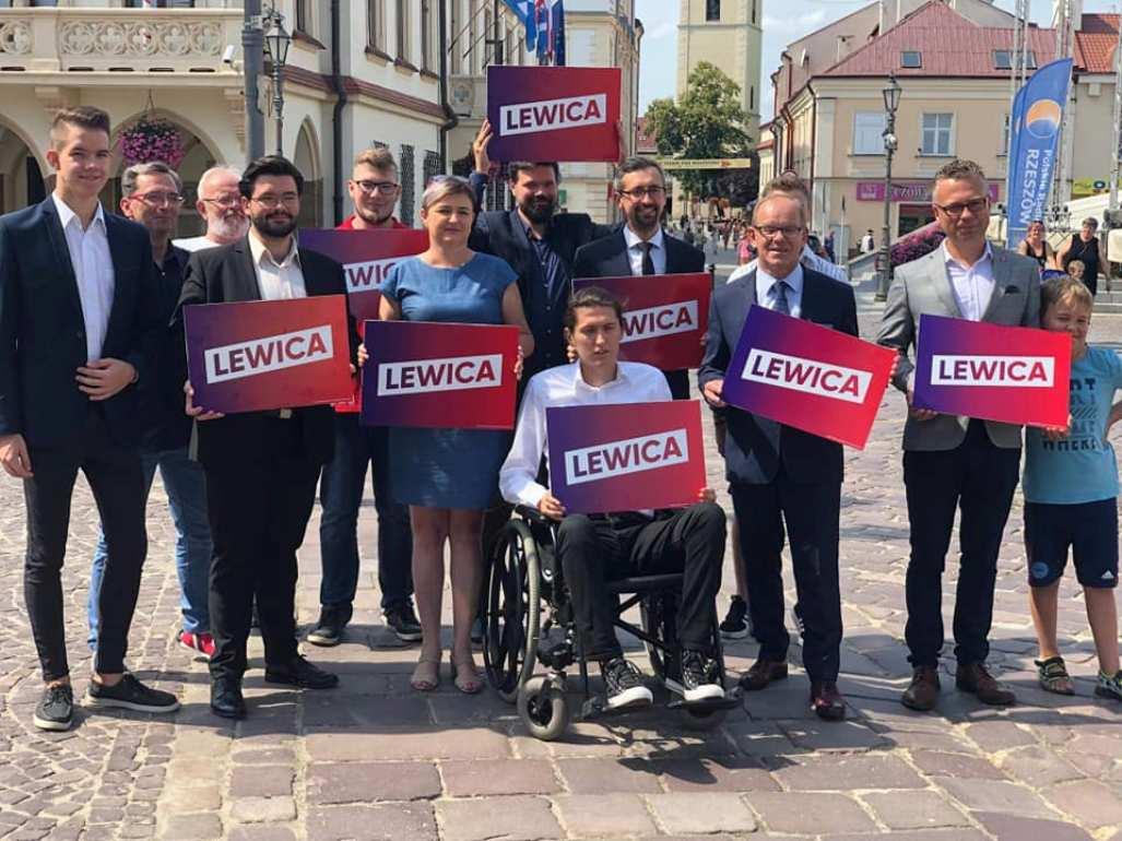 Lewica przedstawiła kandydatów do Sejmu. Kto z Mielca? - Zdjęcie główne