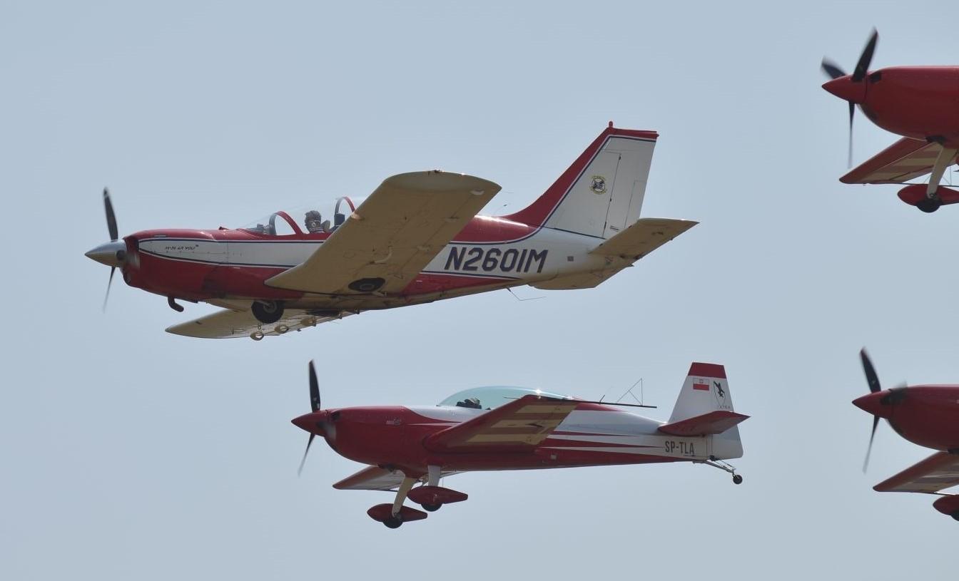 Iskierka po przebyciu 9 tysięcy kilometrów wylądowała w Mielcu [ZDJĘCIA, WIDEO] - Zdjęcie główne