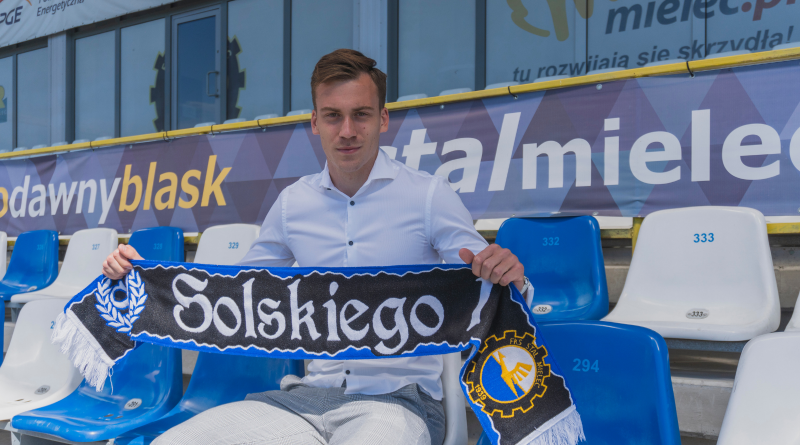 Damian Pawłowski nowym zawodnikiem PGE FKS Stali Mielec! - Zdjęcie główne
