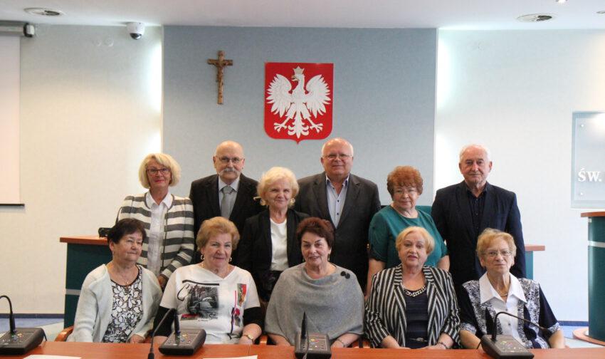 Mielecka Rada Seniorów rozpoczęła drugą kadencję - Zdjęcie główne