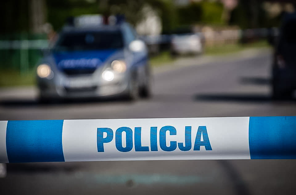 Niecodzienny finał policyjnego pościgu - Zdjęcie główne